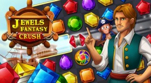 Jewels Fantasy Crush: Match 3 Puzzle + MOD