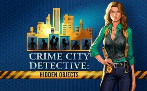 Detective di Crime City: Hidden Object Adventure + MOD