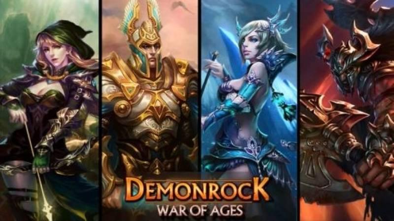 Demonrock: Guerra de la Edad + MOD