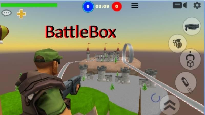 BattleBox + MOD