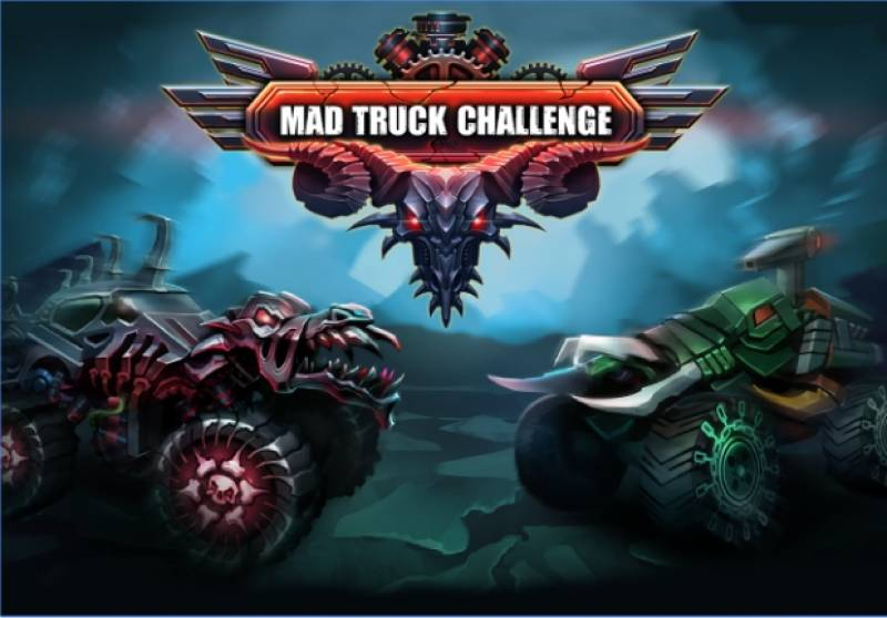 Mad Truck - Hill Climb Racing + MOD