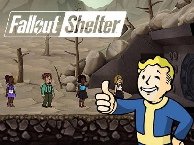 Fallout Shelter + MOD