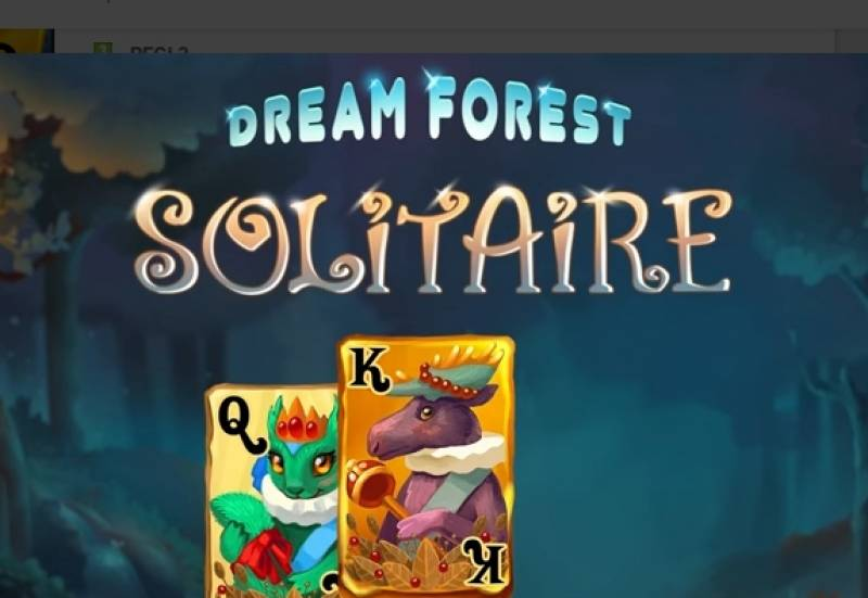Solitaire Dream Forest: Cards + MOD