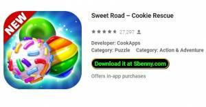 Süße Straße - Cookie Rescue + MOD