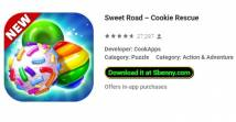 Sweet Road - Cookie Rescue + MOD