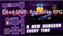 Mejjet Shell: RPG Roguelike + MOD