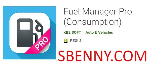 Fuel Manager Pro (مصرف)