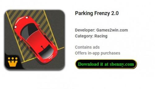 Parking Frenzy 2.0 + MOD