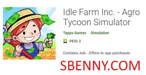 Idle Farm Inc. - Agro Tycoon Simulator + MOD