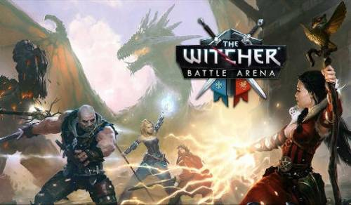 The Witcher Battle Arena + MOD