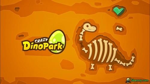 Crazy Dino Park + MOD