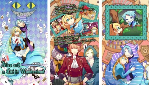 آلیس و گربه در سرزمین عجایب + MOD