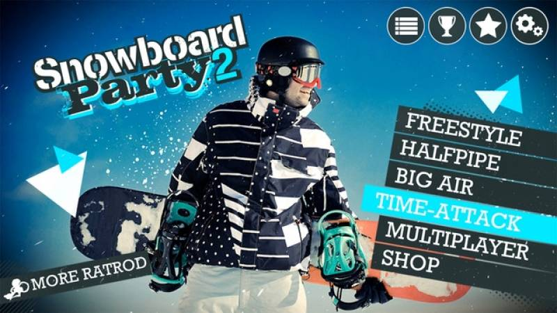 Snowboard Party 2 + MOD