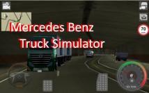 Симулятор грузовиков Mercedes Benz + MOD