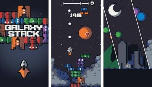 Galaxy Stack + MOD