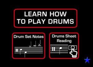 Learn to play Drums PRO + MOD