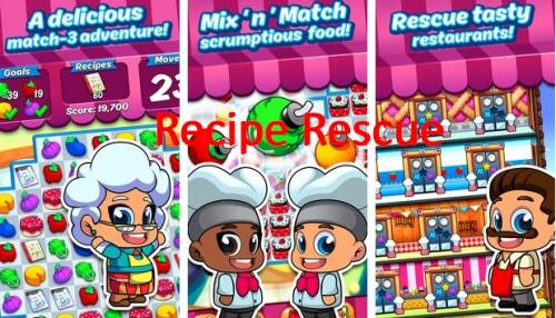 Recipe Rescue + MOD