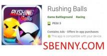 Rushing Balls + MOD