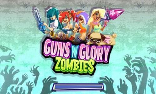 Guns'n'Glory Zombies + MOD