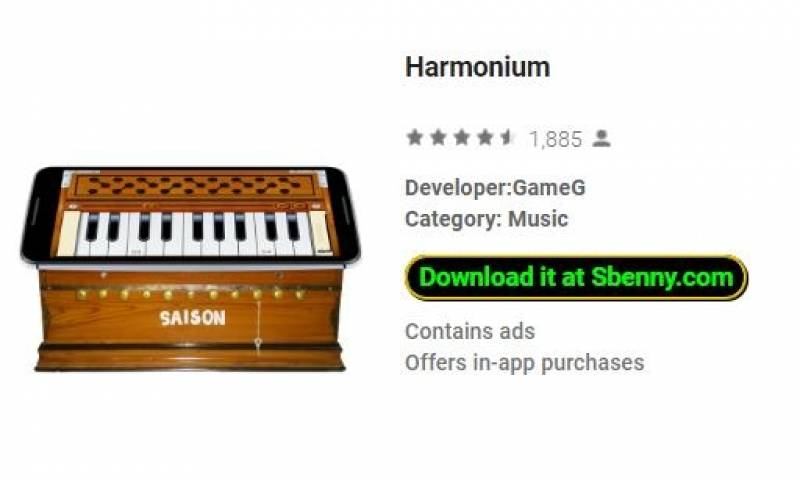 Harmonium + MOD