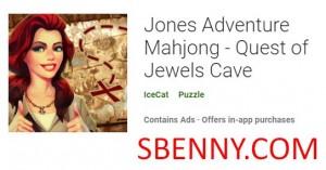 Jones Adventure Mahjong - La grotte de la quête des bijoux + MOD