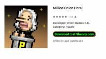 Millionen Zwiebel Hotel