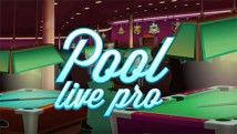 Pool Live Pro 8-Kugel 9-Ball + MOD