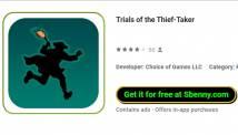 Ensaios do Thief-Taker + MOD