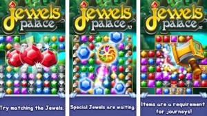 Jewels Palace: Jungle story (jewels fantasy 2) + MOD