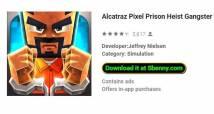 Alcatraz Pixel Prison Heist Gangster Escape Room + MOD