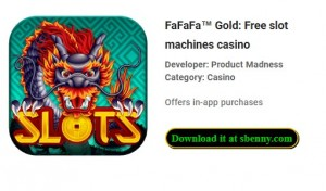 FaFaFa™ Gold: Free slot machines casino + MOD