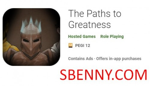 The Paths to Greatness + MOD
