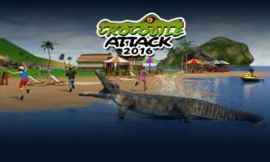 Крокодиловая атака 2016 + MOD