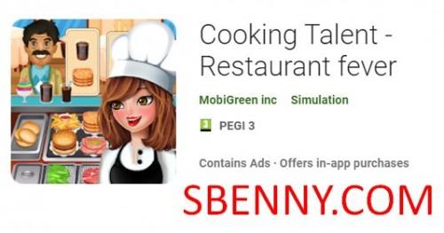 Cooking Talent - Restaurant fever + MOD