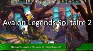 Avalon Legends Solitaire 2 + MOD