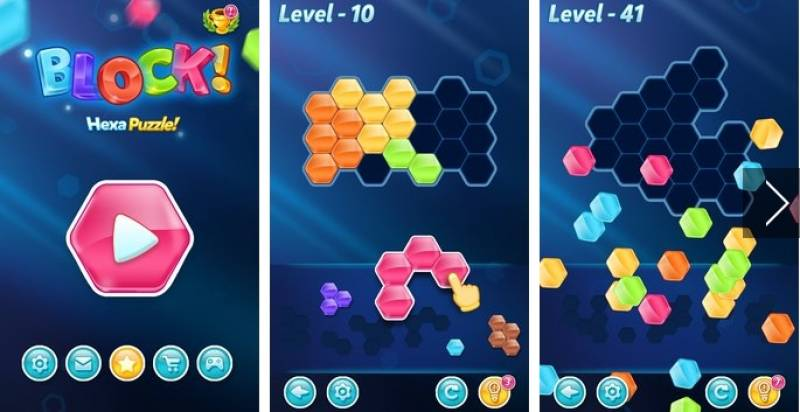 Block! Hexa Puzzle + MOD