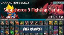 Superheroes Vs Villains 3 - Free Fighting Game + MOD
