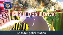 Police Bus Uphill Driver + MOD