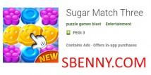 Sugar Match Three + MOD