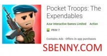 Pocket Troops: The Expendables + MOD