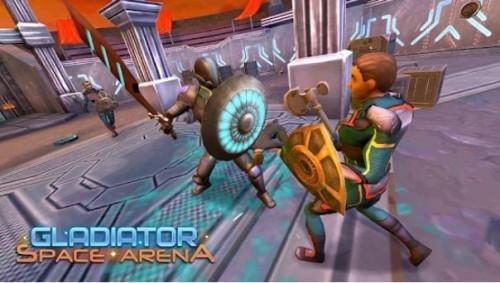 Gladiator Space Arena + MOD