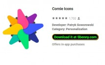 Cornie Icons + MOD