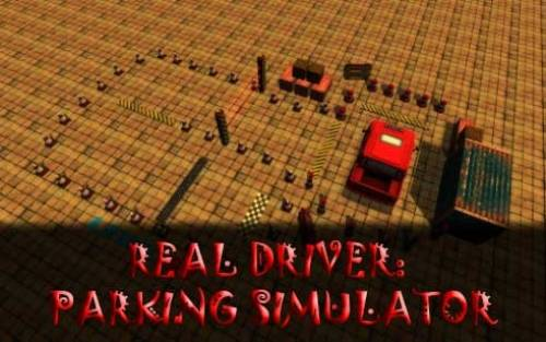 Real Driver: Parking Simulator + MOD