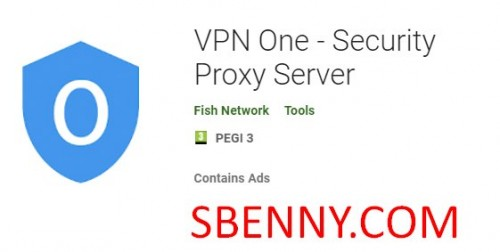 VPN One - Security Proxy Server + MOD