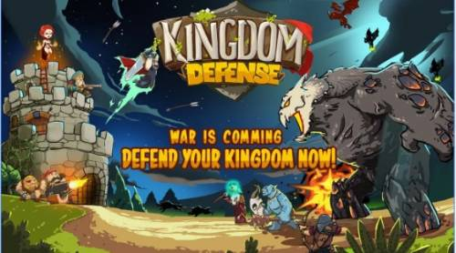 Kingdom Defense: Epic Hero War + MOD