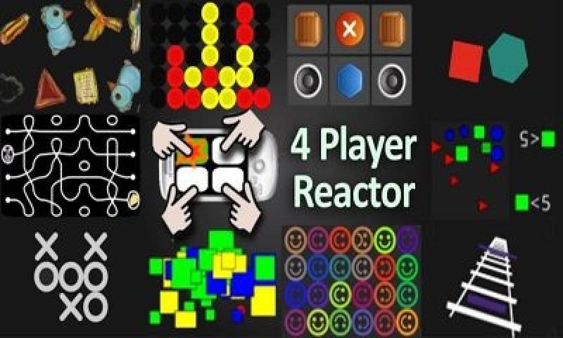 4 Jugadores Reactor (multijugador)