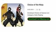 Escolha do Ninja + MOD