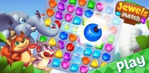 Joyas Match Blast - Match 3 Puzzle Game + MOD