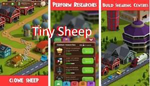 Крошечный Sheep + MOD