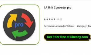 1A Unit Converter pro